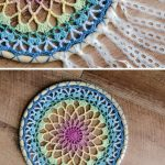 Crochet Dreamcatchers Free Patterns 15 Crochet Dream Catcher Patterns And Tutorials 2017