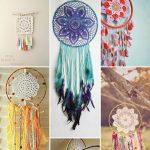 Crochet Dreamcatchers Free Patterns 6 Dreamcatchers Youve Got To See Or Make Yourself Haakmaarraaknl