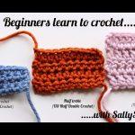 Crochet For Beginners Beginner Crochet Single Double Crochet Tamil Youtube