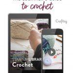 Crochet For Beginners Startup Library Crochet In 2018 Crochet Pinterest Crochet