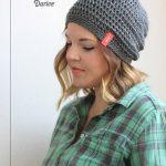 Crochet Hat Patterns Crochet Hat Pattern Free Slouch Pattern Darice