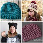 Crochet Hat Patterns Free Crochet Hat Patterns Daisy Cottage Designs