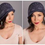 Crochet Hat Patterns Free Ski Lodge Crochet Beanie Slouch Hat Pattern Expression