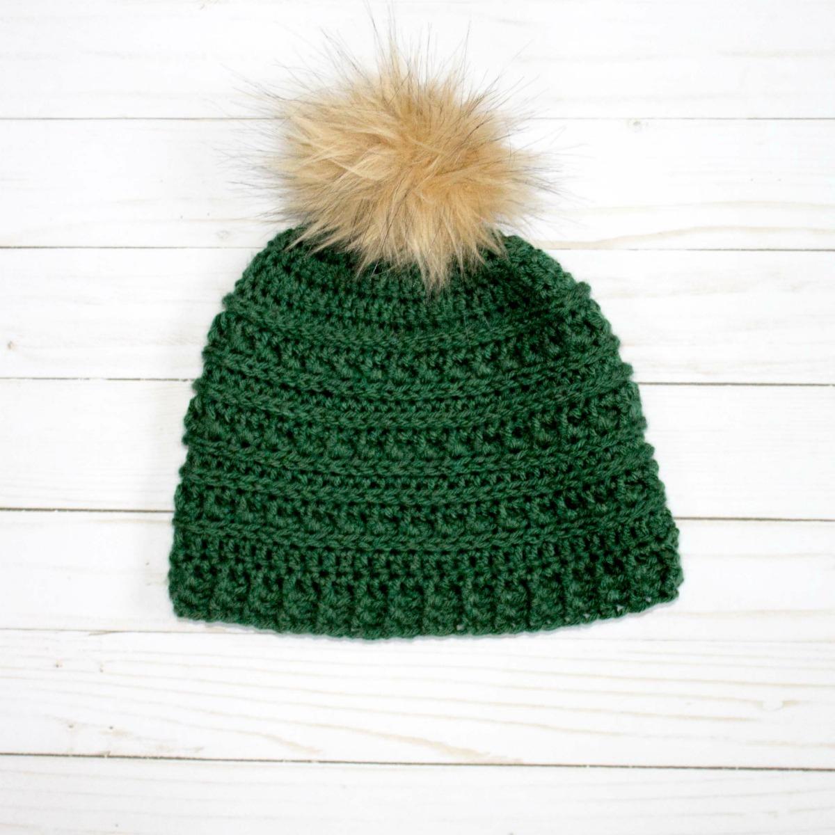 Crochet Hat Patterns Mountain Ridges Crochet Hat A Free Pattern Thefriendlyredfox