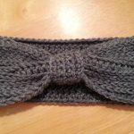 Crochet Headwarmer Free Pattern Crochet From J Ribbed Bow Ear Warmer Pattern