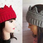 Crochet Headwarmer Free Pattern Crown Ear Warmer Free Crochet Pattern Your Crochet