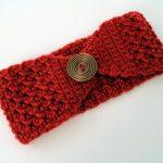 Crochet Headwarmer Free Pattern How To Crochet A Headband Youtube