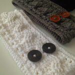 Crochet Headwarmer Free Pattern Jenni Designs Crochet Womens Cable Ear Warmer Free Pattern