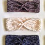 Crochet Headwarmer Free Pattern Simple Crochet Ear Warmer Free Pattern For Beginners Marias Blue