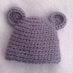 Crochet Infant Hat Patterns How To Crochet A Very Easy Ba Hat Tutorial Youtube