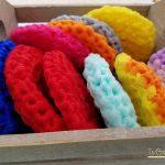 Crochet Kitchen Scrubbies Crochet Scrubbie To Craft A Home