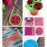 Crochet Kitchen Scrubbies Scrubbie Crochet Patterns Your Kitchen Needs A Set Of These