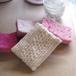 Crochet Kitchen Scrubbies Tales And Yarns Laurie Laliberte Free Crochet Pattern Big Girl