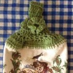 Crochet Kitchen Towel Toppers Bevs Towel Topperhtml