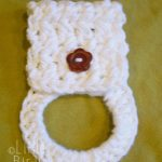 Crochet Kitchen Towel Toppers Extraordinary Crochet Kitchen Towel Topper And New Free Crochet