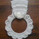 Crochet Kitchen Towel Toppers Hanging Dish Towel Crochet Pattern Luxury Kitchen Towel Hooks