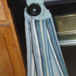 Crochet Kitchen Towel Toppers How To Crochet A Kitchen Dish Towel Topper