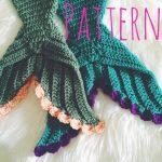 Crochet Mermaid Tail Pattern Ba Mermaid Crochet Pattern Mermaid Tail Crochet Pattern Ba Photo