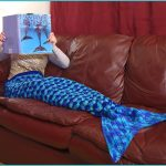 Crochet Mermaid Tail Pattern Crochet Tutorial Mermaid Tail Afghan Pattern3 Sizes Small Child