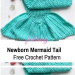 Crochet Mermaid Tail Pattern Cuddly Free Crochet Ba Mermaid Tail Pattern Perfect For The Little
