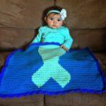 Crochet Mermaid Tail Pattern Free Crochet Mermaid Tail Blanket Pattern Thefriendlyredfox