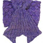 Crochet Mermaid Tail Pattern Mermaid Tail Blanket Knit Crochet Mermaid Blanket For Adultall