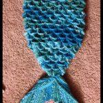 Crochet Mermaid Tail Pattern Mermaid Tail Video 1 Cucoonblanketoutfit Crochet English Youtube