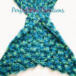 Crochet Mermaid Tail Pattern Pattern Mermaid Tail Britts Having A Ba Pinterest