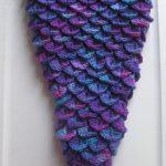 Crochet Mermaid Tail Pattern Pattern Now Being Sold In My Etsy Shop Onthewaycrochet