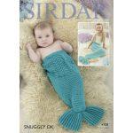 Crochet Mermaid Tail Pattern Sirdar Snuggly Dk Mermaid Tail Pattern 4708 Hobcraft