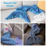 Crochet Mermaid Tail Pattern Video How To Crochet A Mermaid Tail Blanket Rastercap Crochet