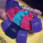 Crochet Patterns Free Aldi Quarter Keeper Keychain Free Crochet Pattern