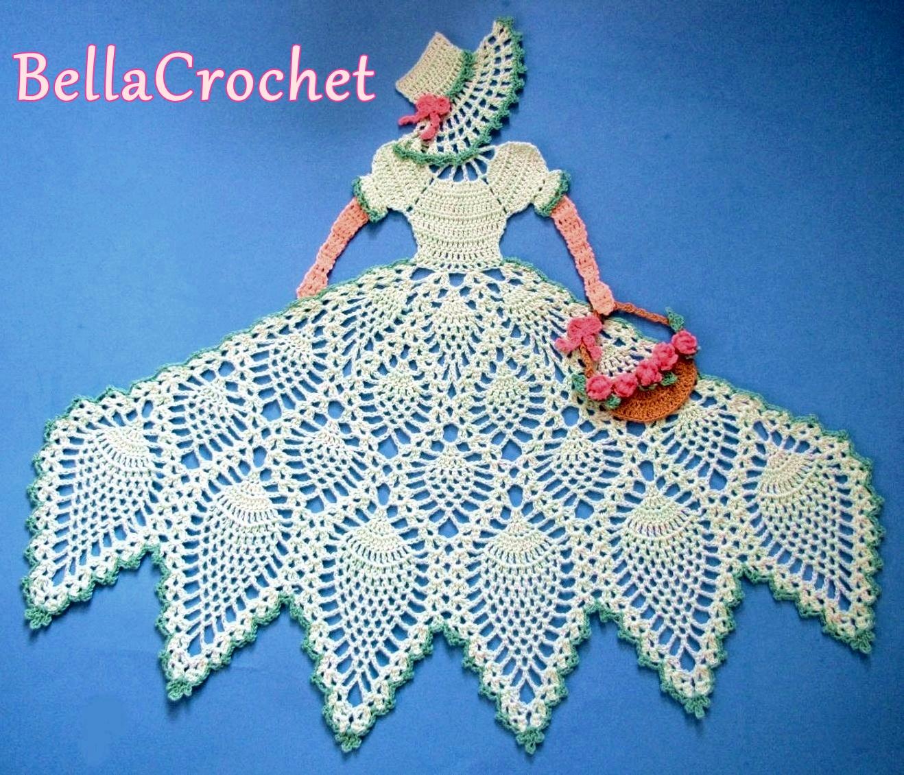 Crochet Patterns Free Bellacrochet Sweet Southern Belle A Free Crochet Pattern For You