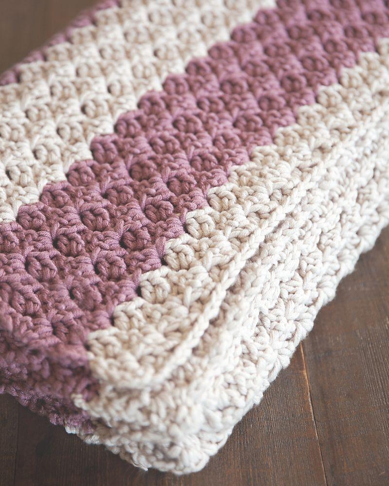 Crochet Patterns Free Chunky Crochet Throw Leelee Knits Free Crochet Pattern