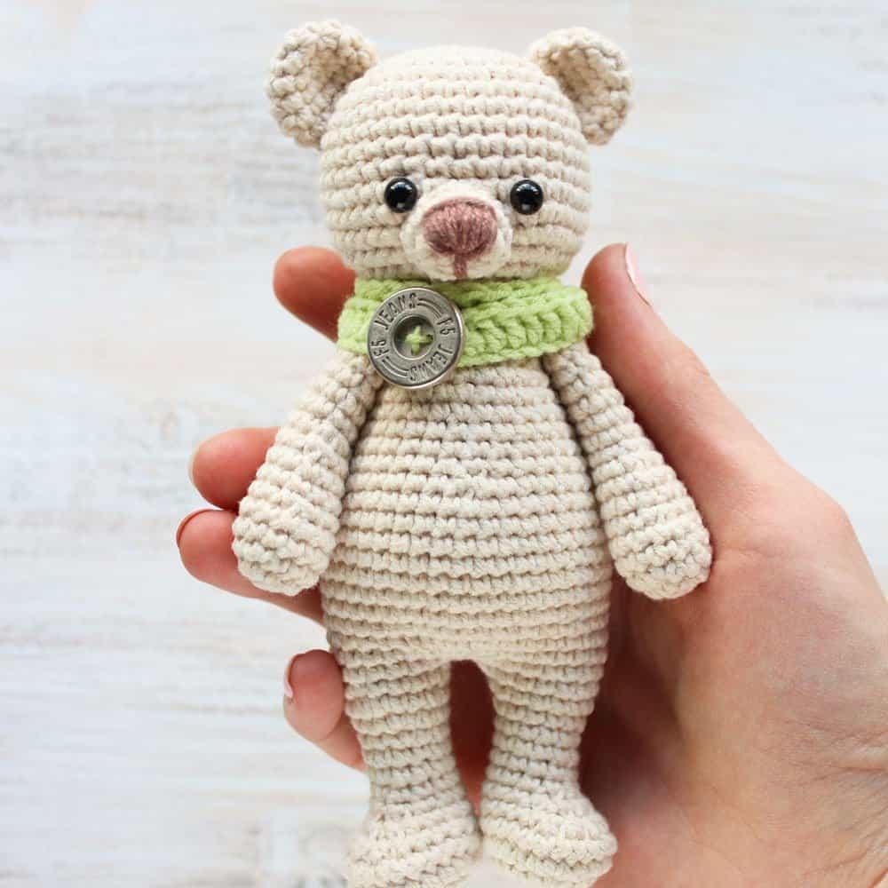 Crochet Patterns Free Cuddle Me Bear Amigurumi Pattern Amigurumi Today