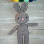 Crochet Patterns Free Free Crochet Pattern Bunny Amigurumi Thefriendlyredfox
