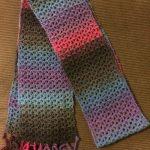 Crochet Patterns Free Free Crochet Patterngelato Infinity Scarf Give Them The Hook