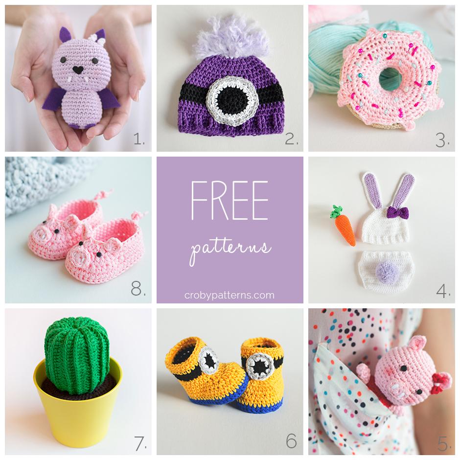 Crochet Patterns Free Free Crochet Patterns Cro Patterns