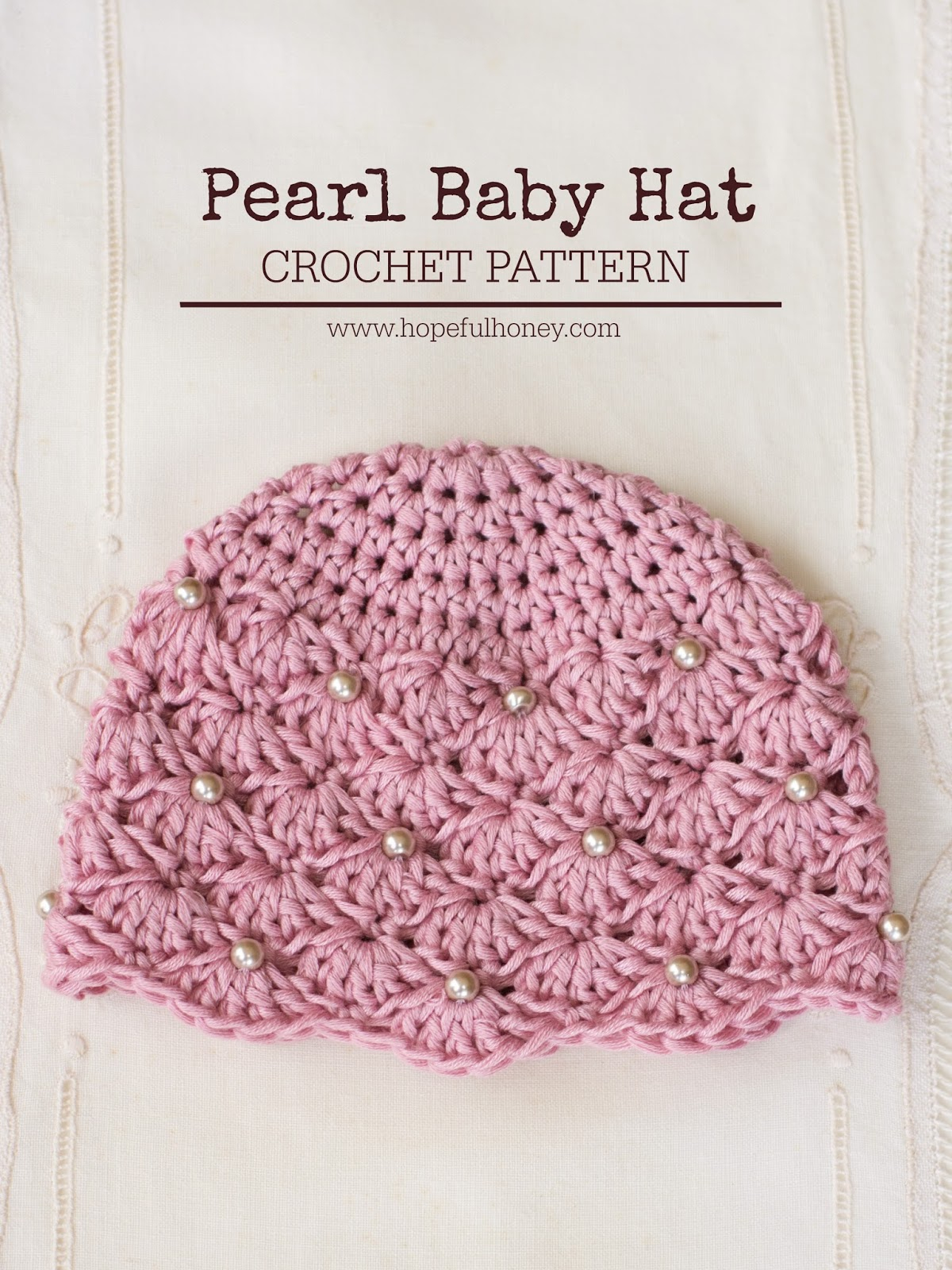 Crochet Patterns Free Free Crochet Vintage Patterns Vintage Pearl Ba Hat Free Crochet