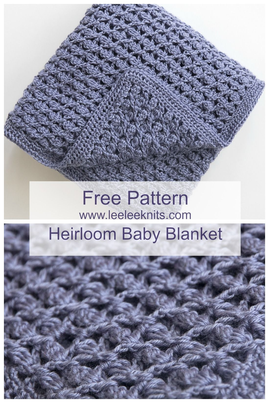 Crochet Patterns Free Free Heirloom Ba Blanket Crochet Pattern Crochet Pinterest