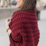 Crochet Patterns Free Juno Chunky Shrug Free Crochet Pattern Stitch Hustle