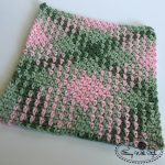 Crochet Pooling Free Pattern Planned Pooling Argyle Dishcloths