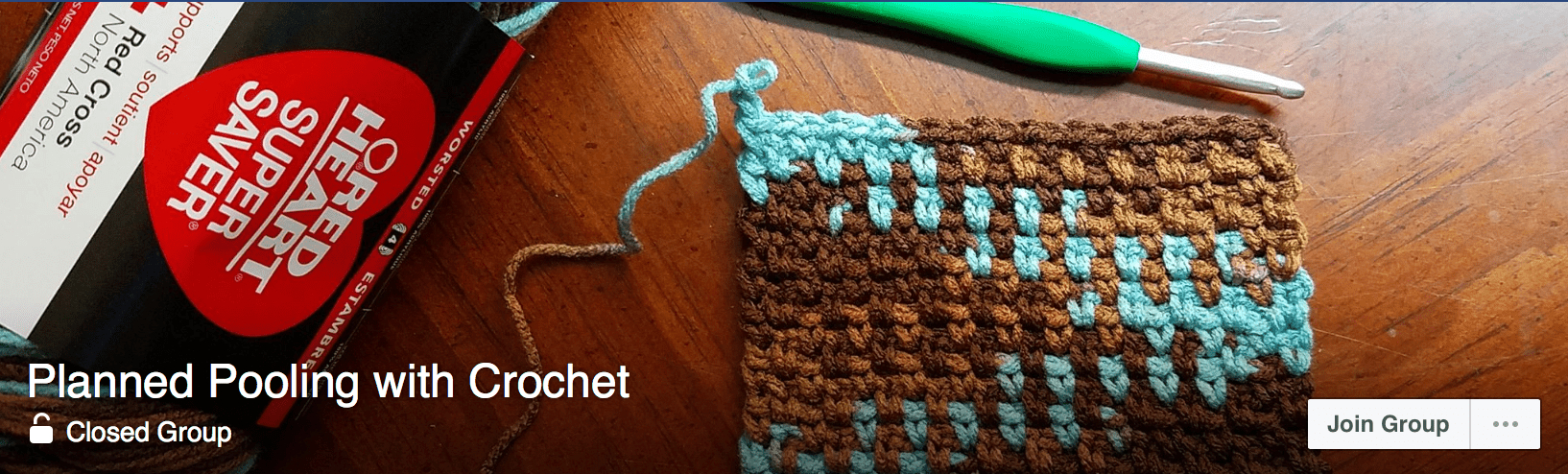 Crochet Pooling Projects Colorwork Planned Pooling In Crochet