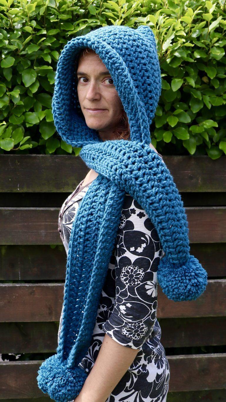 Crochet Scoodie Pattern Crochet Scoodie Schoodie Free Pattern Crochet Neck Pinterest