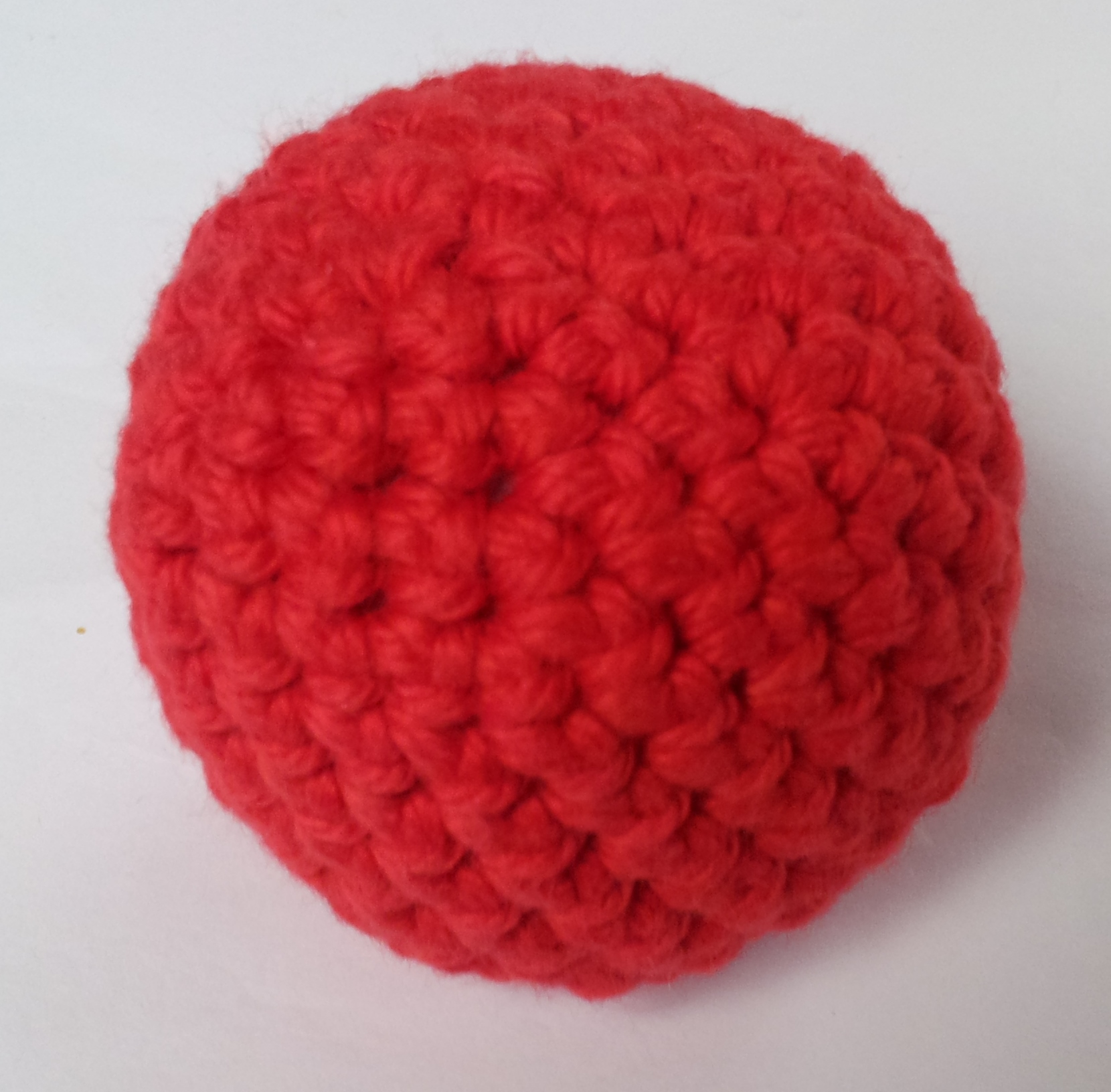 Crochet Sphere How To Make Christmas Crochet Wreath Quick And Easy Thestitchsharer