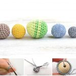 Crochet Sphere How To Make Crochet Balls Pretty Ideas