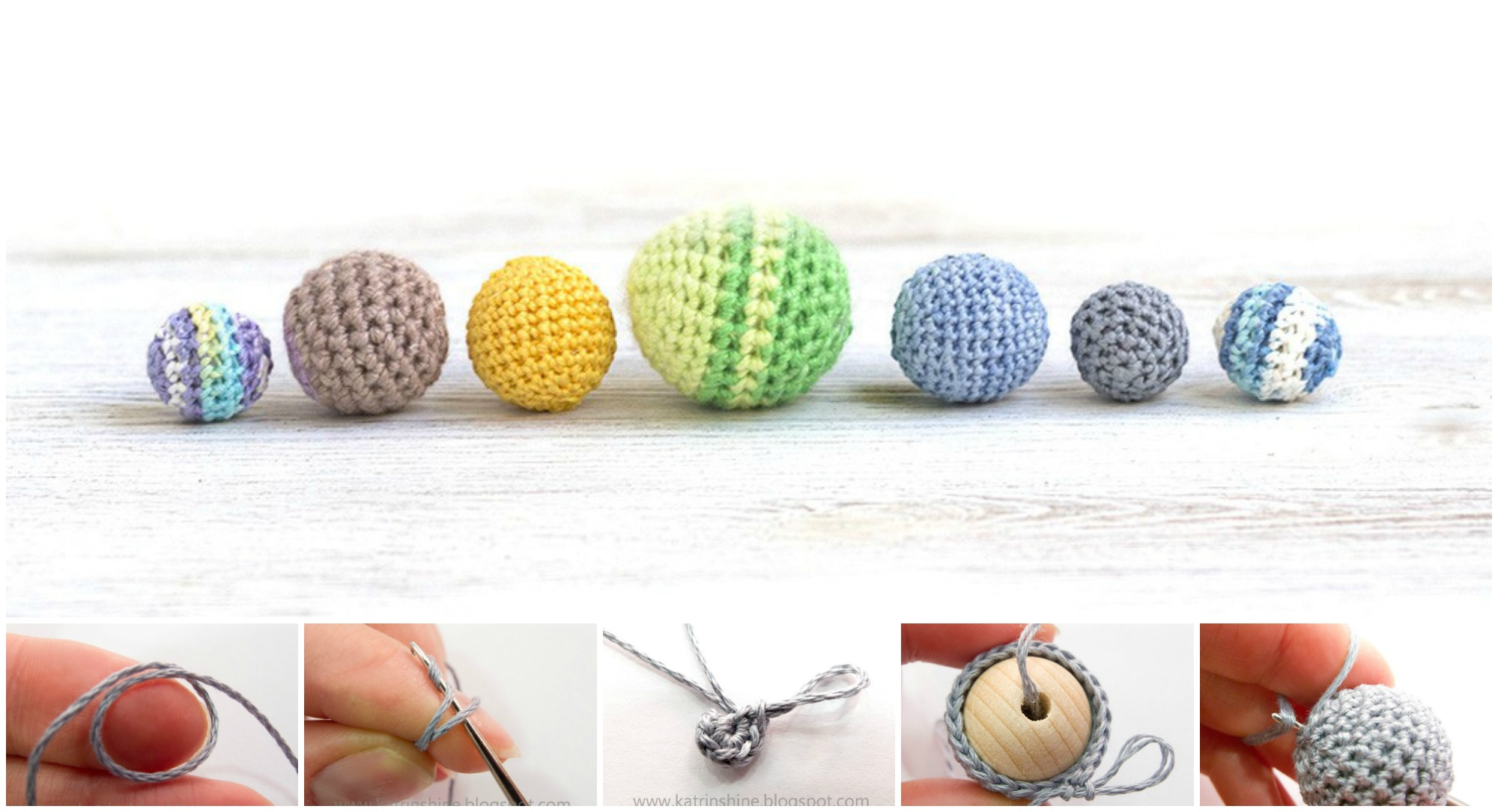 Crochet Sphere How To Make Crochet Balls Pretty Ideas