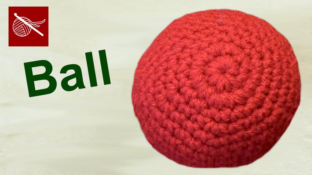 Crochet Sphere How To Make How To Make A Crochet Ball Amigurumi