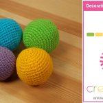 Crochet Sphere How To Make Learn How To Crochet Crochet Ball
