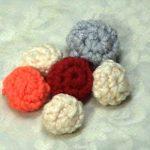 Crochet Sphere How To Make Learn How To Crochet Little Ball Tutorial Youtube